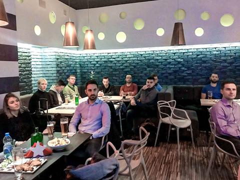 Shopify meetup poland