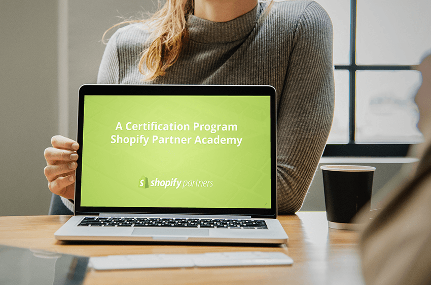 Shopify Certyfication